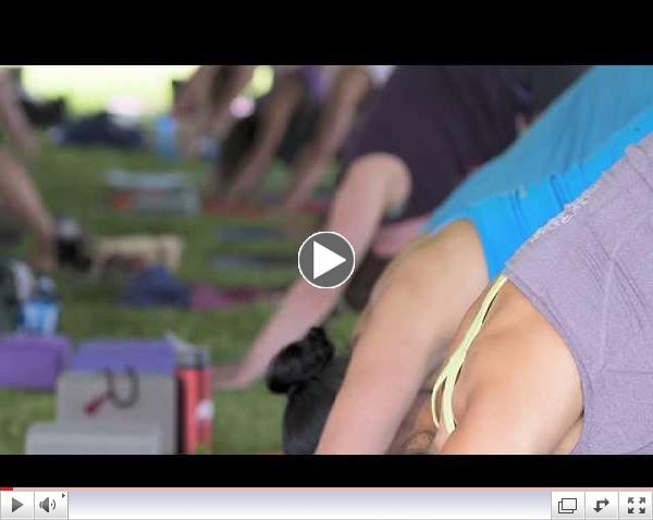 Maine YogaFest 2014