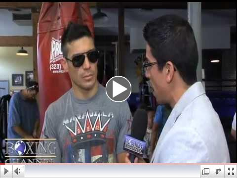 Sergio Martinez confident of his win