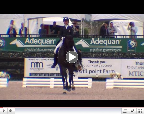 Watch Adrienne Lyle and Wizard's winning test in the FEI Grand Prix CDI 5*!