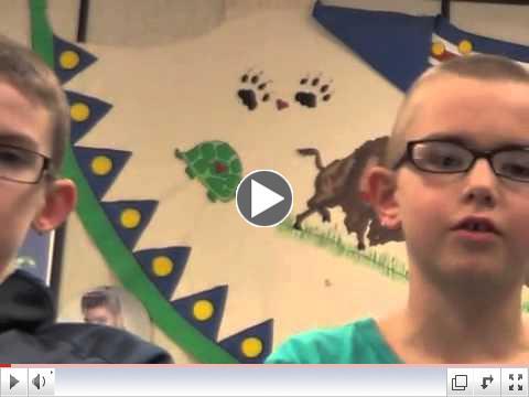 Comprehensive School Health Cross-curricular Art Project: Mrs. Schow's Class
