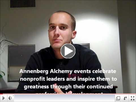 USC Marshall SBL Scholars Mentoring Program Video - Greg Woodburn, '12