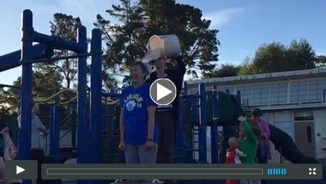 Ms. Magda Takes the ALS Ice Bucket Challenge!