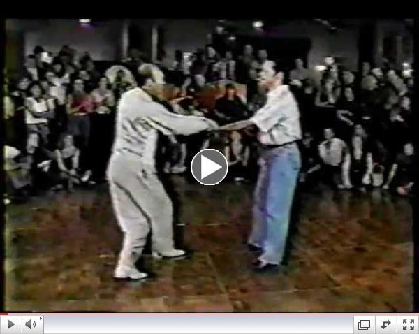 1990s West Coast Swing Jam Session with Kenny Wetzel at Phoenix