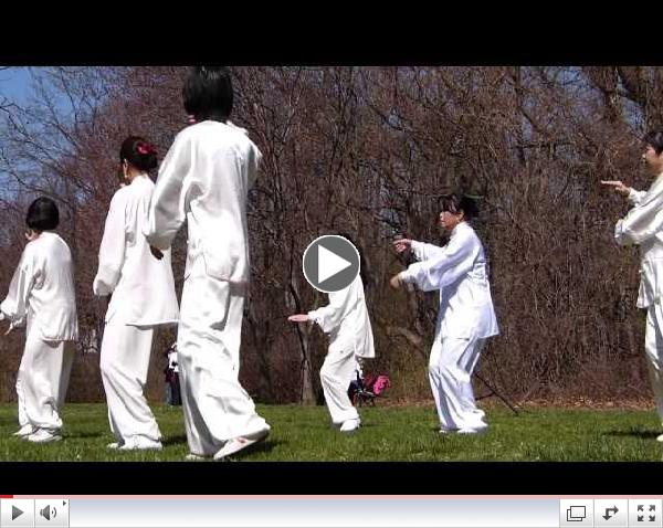 Tai Chi #6--Chinese Association of Greater Toledo & Beijing 42 Form