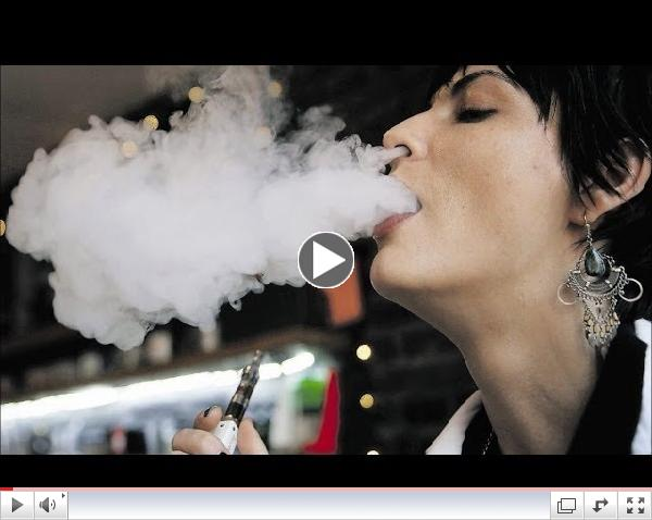 E-Cigarettes Toxins Examined