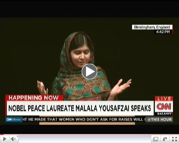 Malala Yousafzai 2014 Nobel Peace Prize Speech