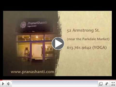 The PranaShanti Experience