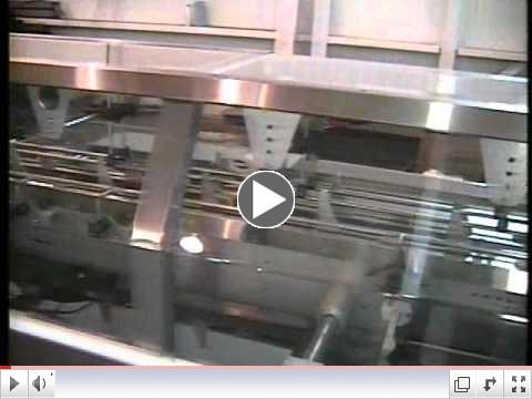 Consolidated Technologies | HC 120 Semi-Automatic Cartoner