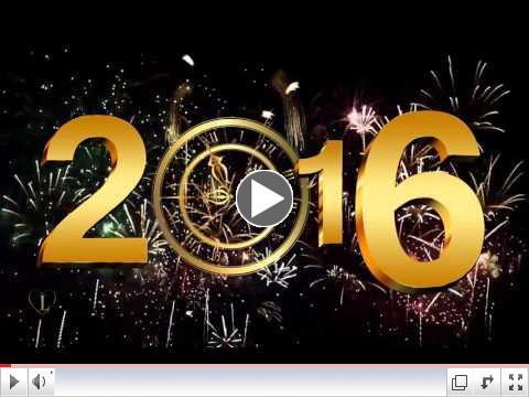 Happy New Year 2016 !