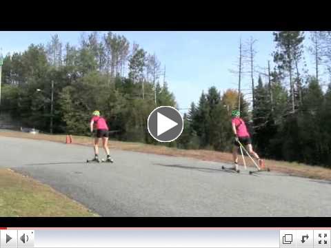 USST Women's Ski Speeds