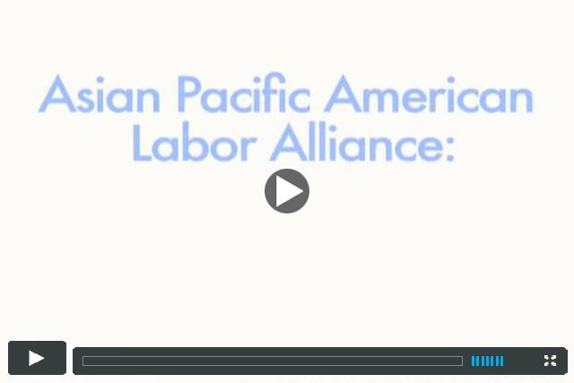 Asian Pacific Labor Alliance: Celebrating 20 Years