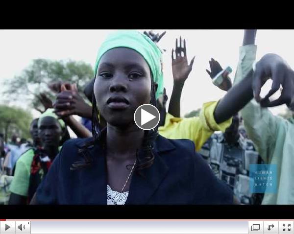 Child Marriage: South Sudan -Mannr�ttindavaktin