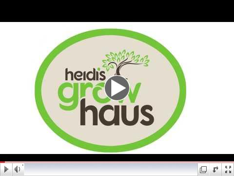 Heidi's GrowHaus Tour and Fall Planting Tips