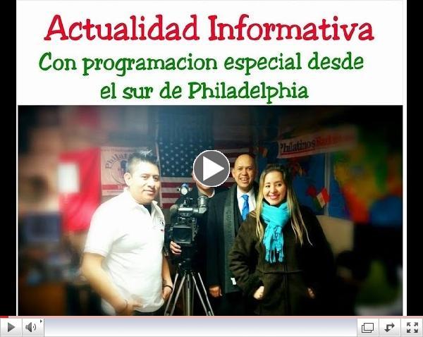 ACTUALIDAD INFORMATIVA TV EN TELEMUNDO. FEBRERO 21, 2015. PROGRAMA 4