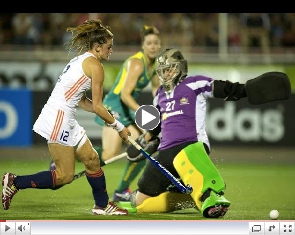 Netherlands vs Australia - Women's Hockey World League Final Argentina Final [08/12/2013]