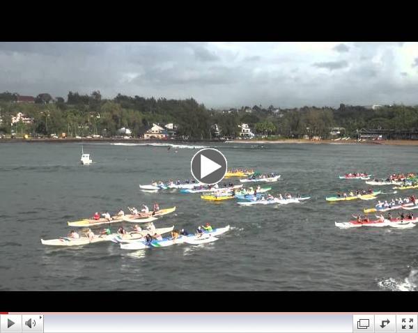 42nd Prince Kuhio Long Distance Canoe Race