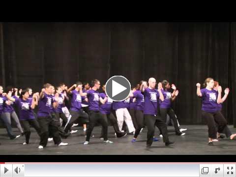 World Tai Chi Day 2012 at SUNY Geneseo