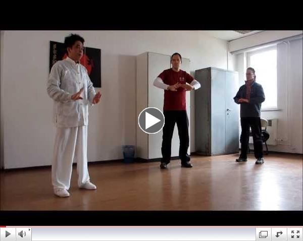 15. Welt Tai Chi und Qigong Tag am 27.04.13 in Erfurt