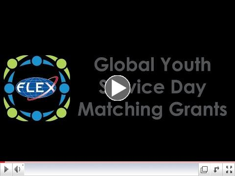 Global Youth Service Day Application Tutorial