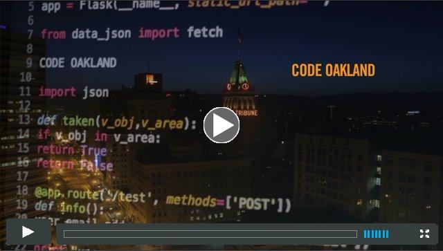 Code Oakland: Trailer