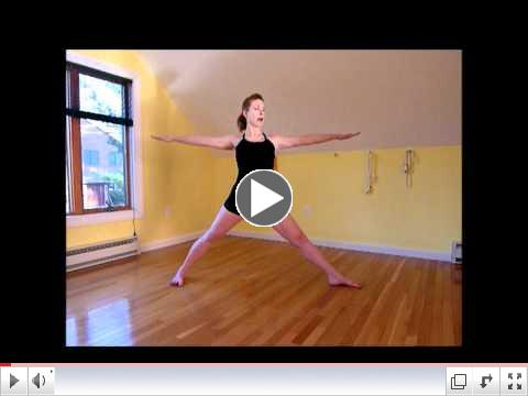 Utthita Trikonasana (Extended Triangle Pose)  Step by Step Instructions & Variations