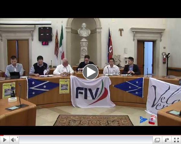 Campionato Italiano Minialtura 2015 - Conferenza Stampa