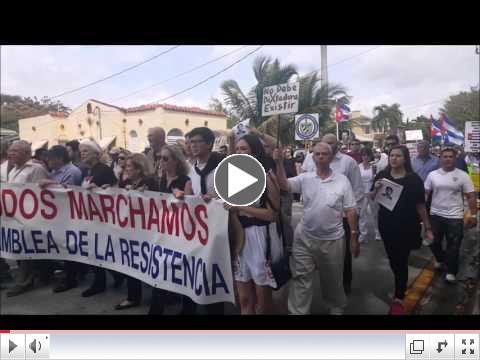 Asamblea de la Resistencia and Foro por Derechos y Libertades