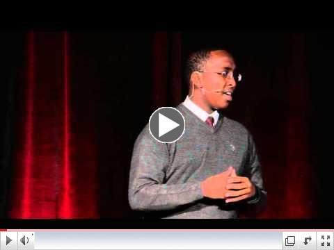 The possibility of peace: Mohamed Nur at TEDxDirigo Generate