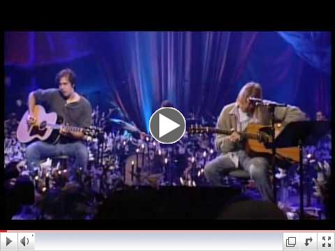 Nirvana - Come as You Are (Live Acoustic) HD