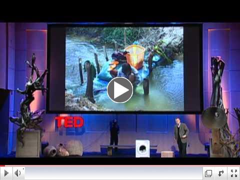 Hans Rosling:  Töfrum gædda þvottavélin