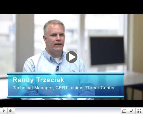 CERT® Insider Threat Center Certificate Programs