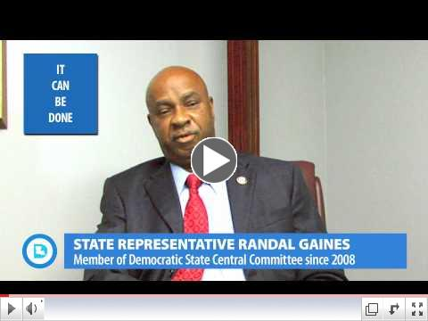 Randal Gaines on Democratic Opportunity in Louisiana