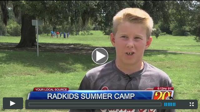 radKIDS summer camp