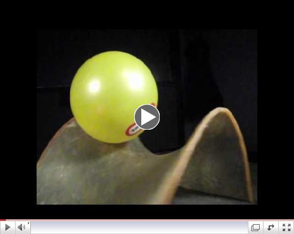 Rotating Saddle