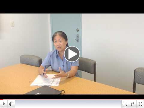 Meet Xin Zhang: Training Co-ordinator