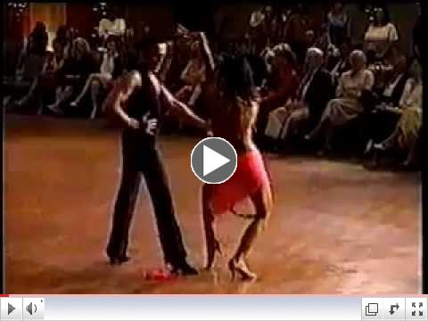 Gocha & Shorena at Triple Crown Championship: RUMBA