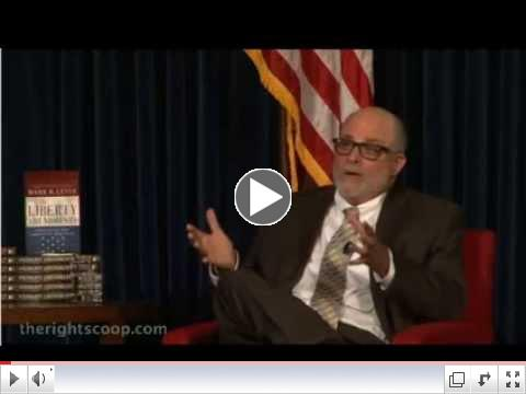 Mark Levin at the Reagan Library discussing The Liberty Amendments