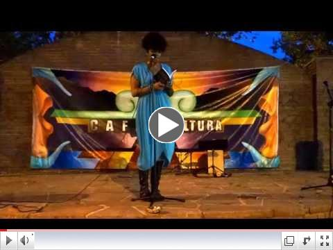 Cafe Cultura's Art in the Park 8/14/15