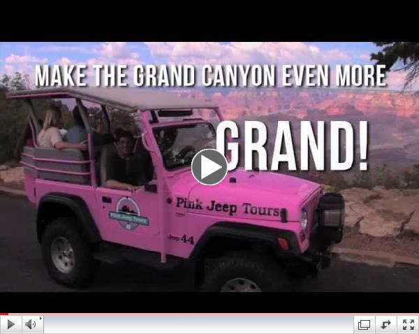 Pink jeep tours sedona discount coupon