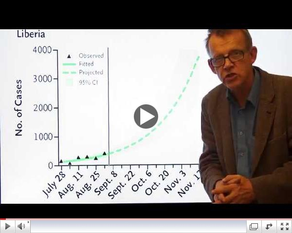 Ebola easier to stop now than later - Rosling's Factpod #6
