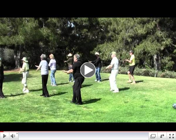 World Tai Chi Day 2013 - Saddleback College Emeritus Class