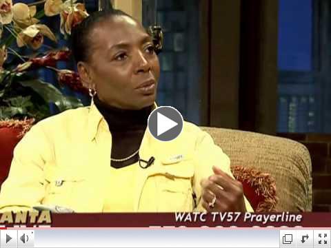 Carolyn Hartfield WATC-TV Interview