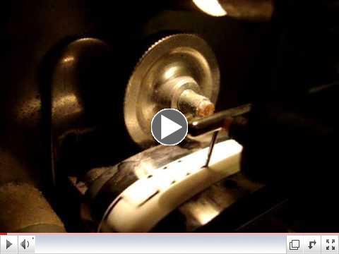 BC-1016 Morse Code Tape Inker