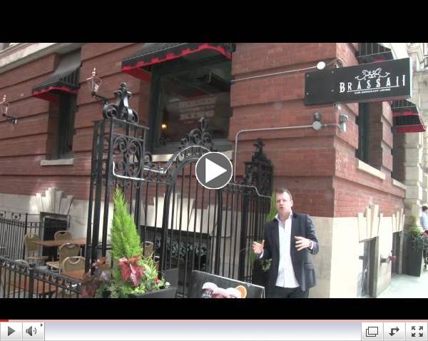 Urban Adventure #5: King West Neighbourhood, Alex J Wilson