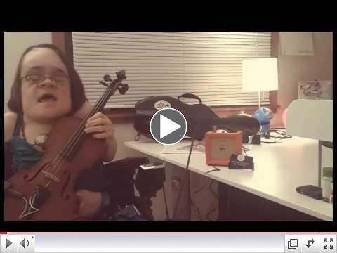 Gaelynn Lea Tiny Desk Contest Entry: Someday We'll Linger in the Sun