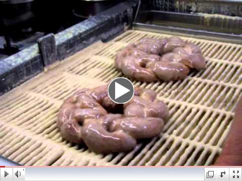 Making King Cakes Meche's Donuts' way!
