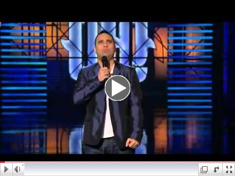 Russell Peters - Talking  About Accents Again