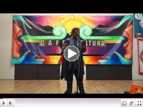 Videos from Cafe Cultura's 2/9/18 Open Mic