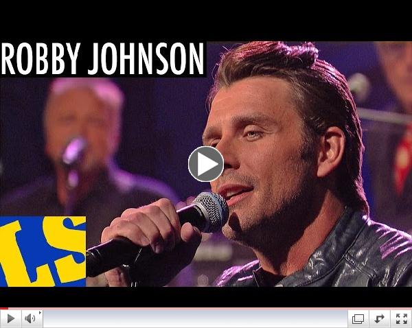 Robby Johnson Performs