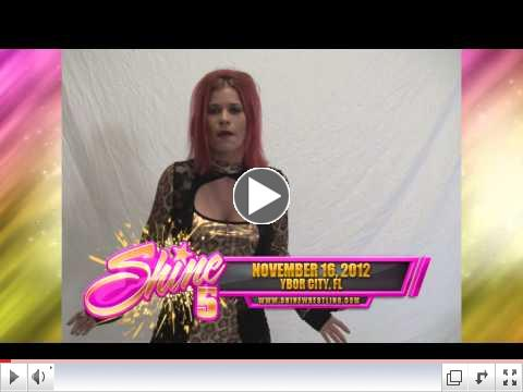Sassy Stephie Returns to iPPV at SHINE 5